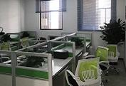 办公区域环境