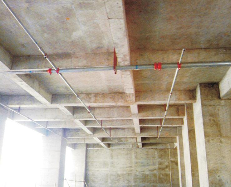 薄壁方箱在空心楼盖中预埋水电施工工法的要点介绍