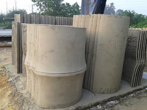 四川GRC构件相较于普通四川水泥构件的优势