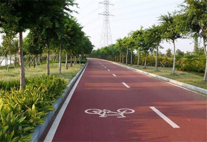 轻型路面发展的主流,成都透水混凝土施工