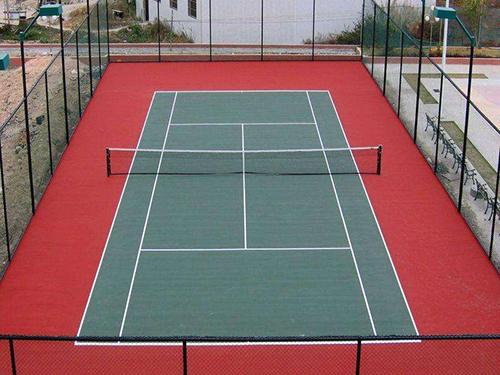 成都塑胶网球场