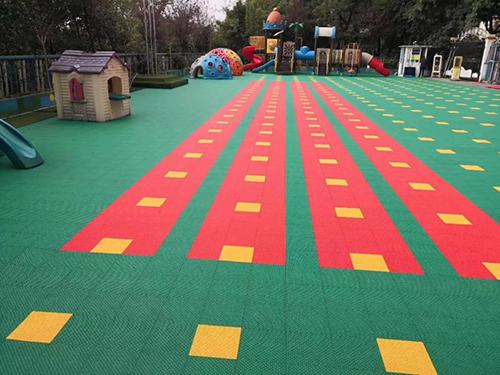 成都幼儿园悬浮拼装地板