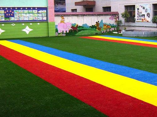 成都幼儿园人造草坪