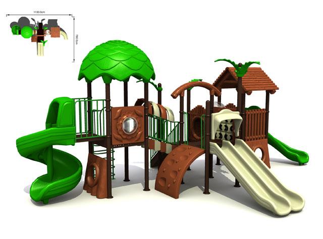 儿童游乐设施系列