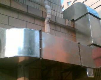 成都油煙淨化器