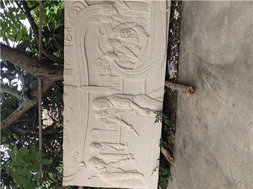 四川砂岩雕塑制作