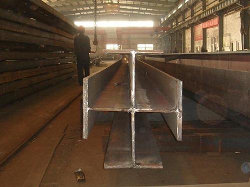 涼山鋼結構加工-十字柱
