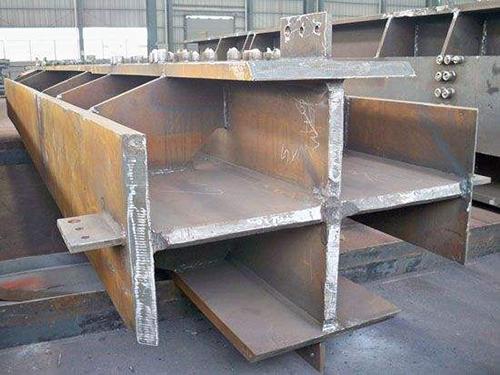凉山钢结构厂家-十字柱