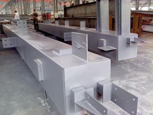 西昌鋼結構-箱型柱