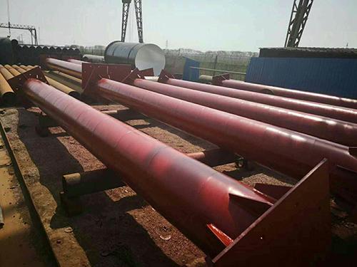西昌鋼結構安裝-圓管柱