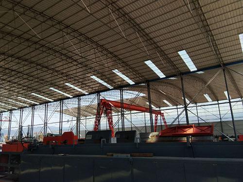 西昌鋼筋桁架樓承板成功案例