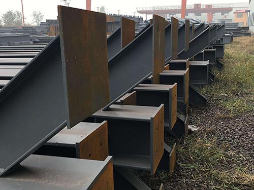 涼山鋼材貿易-箱型柱