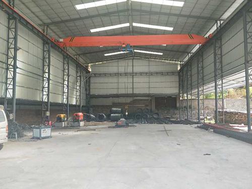 鋼結構廠房製作安裝成功案例