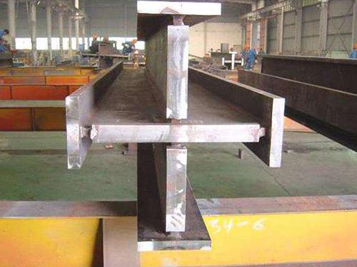 西昌钢结构-十字钢柱