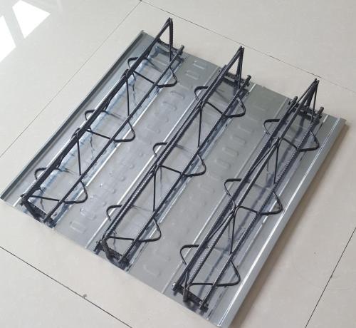 西昌钢筋桁架楼承板的性能及施工特点