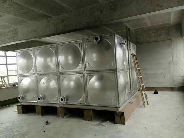 陕西镀锌板水箱价格