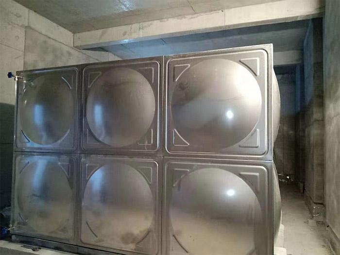 装配式镀锌钢板水箱价格