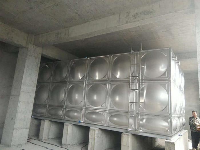 陕西不锈钢水箱厂家