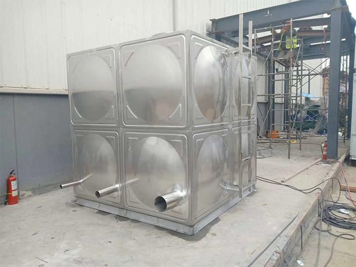 陕西镀锌板水箱厂家