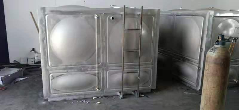不锈钢高位消防水箱