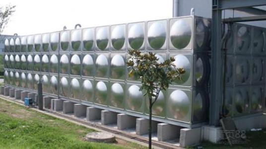 不锈钢水箱安装过程中应该注意的几个点是?