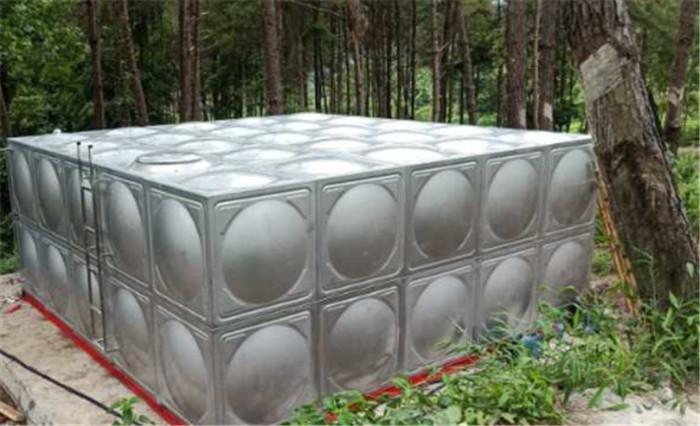 使用不锈钢水箱有什么好处呢?