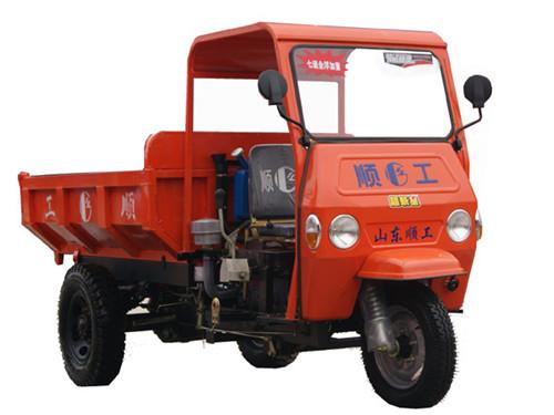 新疆带蓬三轮车