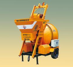 JZM500 新疆混凝土搅拌机