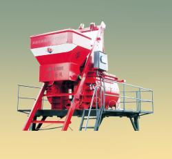 JS系列强制式双卧轴混凝土搅拌机