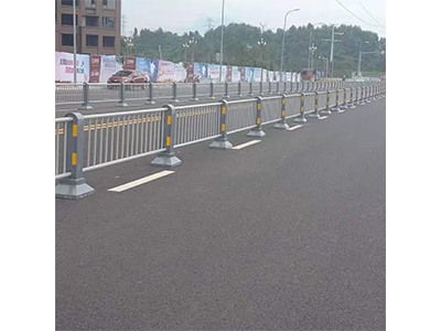 四川交通护栏成功案例