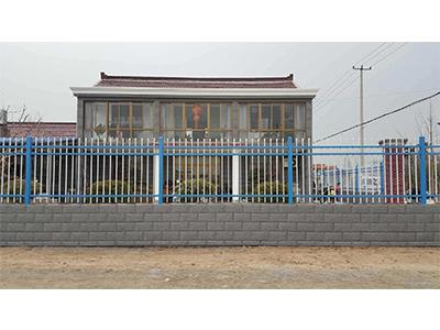 四川围墙护栏施工