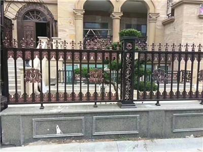 铁艺围栏案例