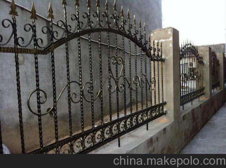 陕西铁艺围栏
