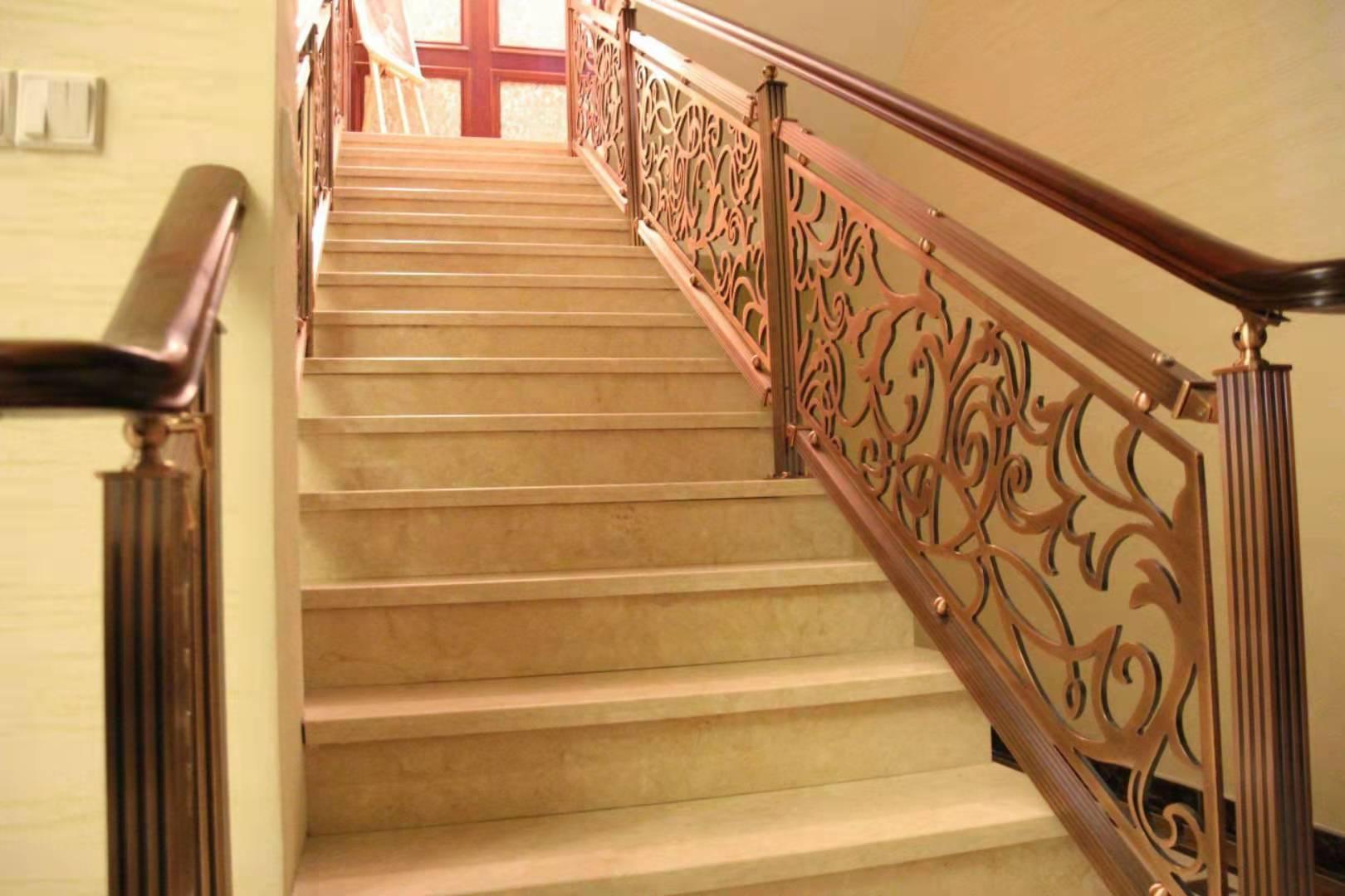 陕西楼梯扶手厂家