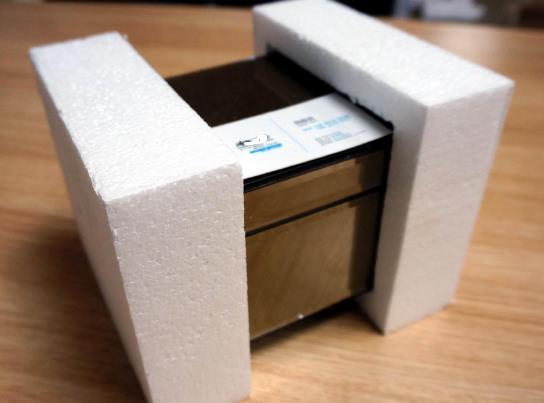 陜西EPS泡沫包裝箱批發