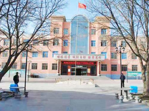 甘肃张掖市甘州区碱滩镇政府采暖项目