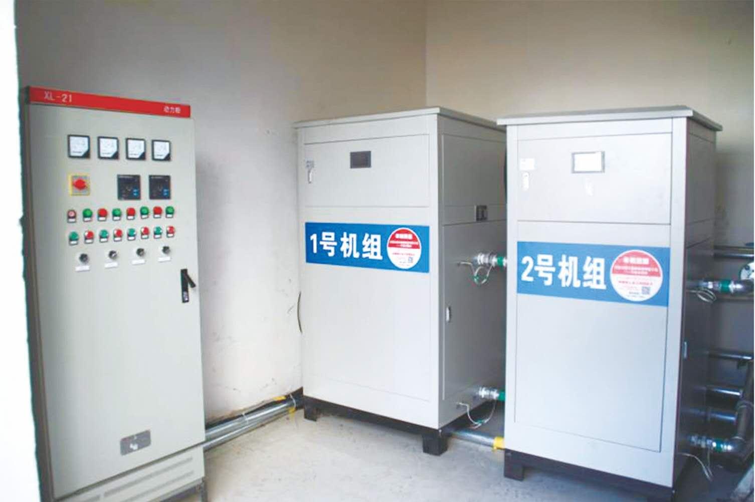 高能量采暖设备LY-G160