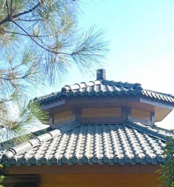 陕西古建仿古瓦塑造新型屋面—为仿古建筑的屋面锦上添花