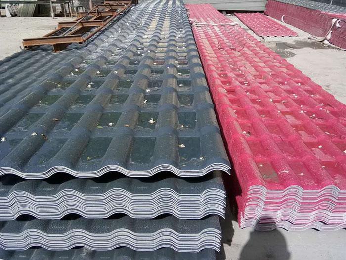 合成树脂瓦使用寿命秒杀水泥瓦、彩钢瓦和沥青瓦是真的吗