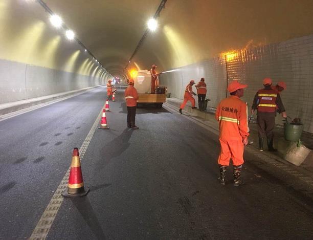 隧道養護工程