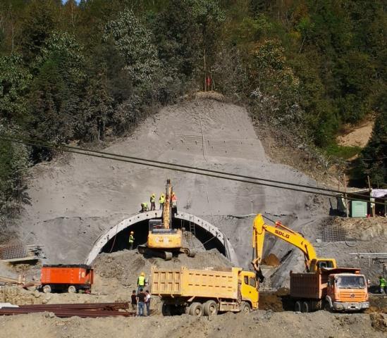 隧道技術指導