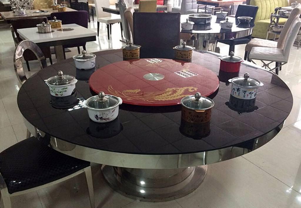 四川无烟火锅桌椅