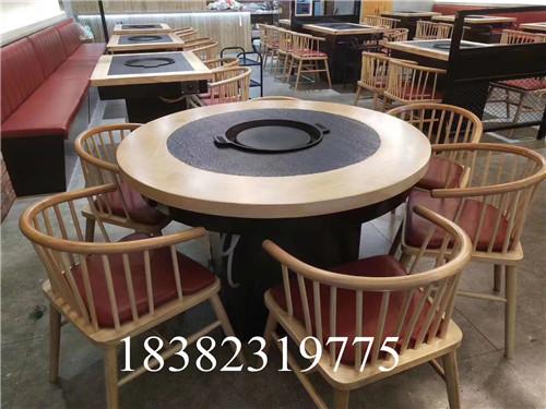 四川烤涮一体火锅桌价格
