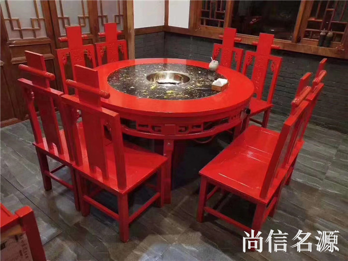 四川火锅桌椅