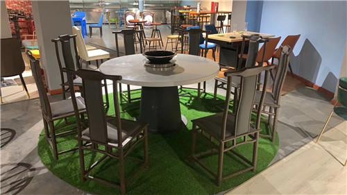 四川不锈钢餐桌椅