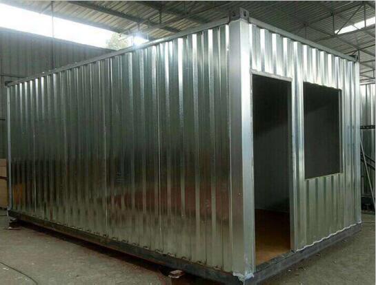 集装箱生产车间
