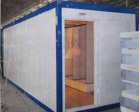 四川集装箱移动厕所