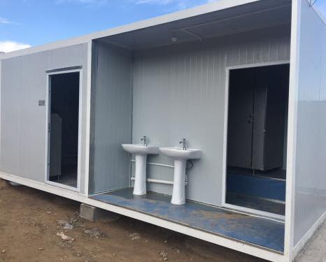 四川集装箱厕所