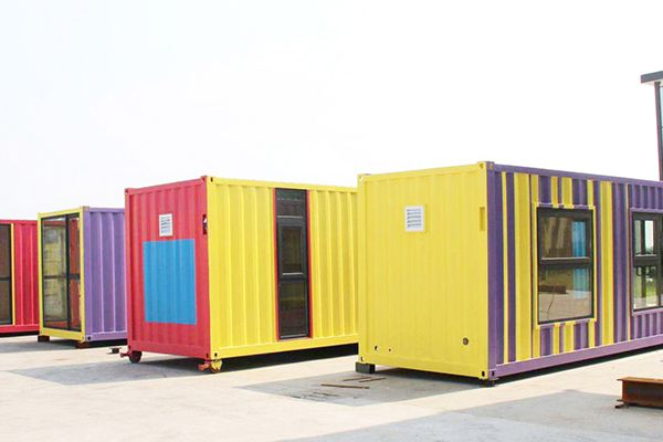 成都住人集装箱的五大优势分析,一起来看下