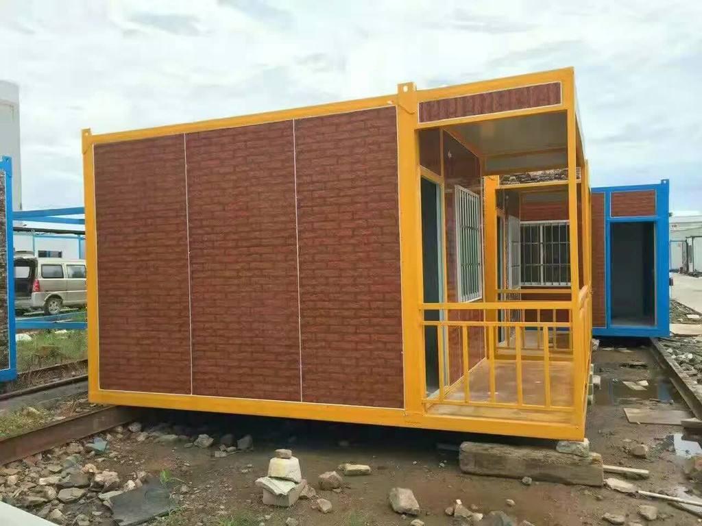 集装箱界的新宠-成都住人集装箱